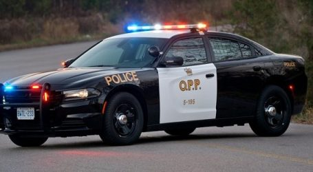 OPP Assistance results in an arrest of a male for Break and Enter/theft